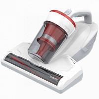 купить Ручной пылесос Xiaomi Jimmy Lake Mites Vacuum Cleaner (White/Red) в Астрахани