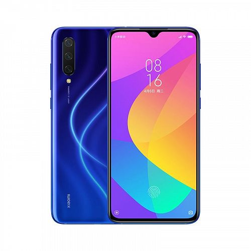 Смартфон Xiaomi CC9 64GB/6GB Blue (Синий) — фото