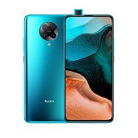 Смартфон Xiaomi Redmi K30 Pro Zoom Edition 256GB/8GB Blue (Синий) — фото