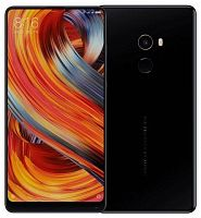 купить Смартфон Xiaomi Mi Mix 2 128GB/6GB Black (Черный) в Астрахани