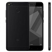 купить Смартфон Xiaomi Redmi 4X 64GB/4GB Black (Черный) в Астрахани