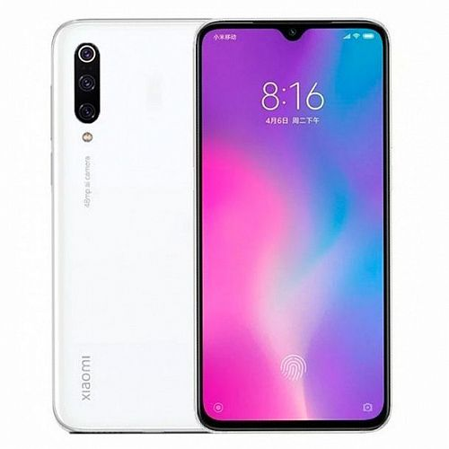 Смартфон Xiaomi CC9 64GB/6GB White (Белый) — фото