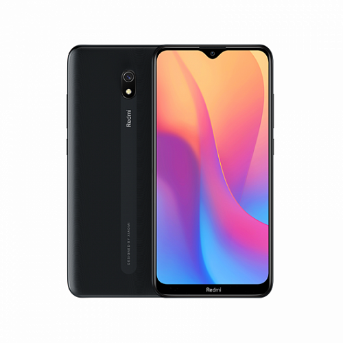 Смартфон Xiaomi Redmi 8A 32GB/3GB Black (Черный) — фото