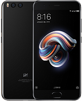 купить Смартфон Xaiomi Mi Note 3 128GB/6GB Black (Черный) в Астрахани