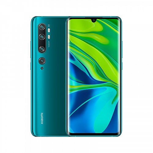 Смартфон Xiaomi Mi Note 10 Pro 256GB/8GB Green (Зеленый) — фото