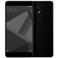 купить Смартфон Xiaomi Redmi Note 4X 64GB/4GB Dual SIM Black (Черный) в Астрахани